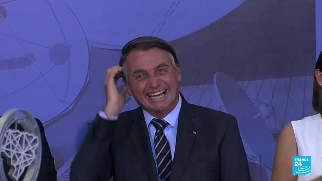 2021-09-15 17:12 Jair Bolsonaro se muestra conciliador con la rama judicial de Brasil