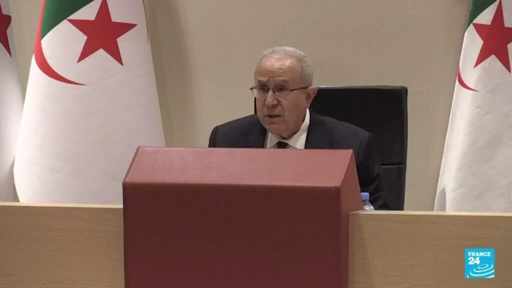 """2021-08-25 14:43 Argelia corta relaciones diplomáticas con Marruecos por """"hostilidad"""""""