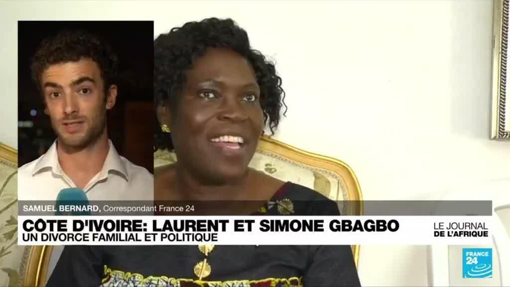 2021-06-22 21:43 Côte d'Ivoire : le divorce entre Laurent et Simone Gbagbo, une rupture familiale et politique