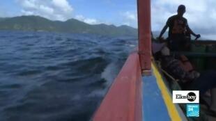 Para llegar a Trinidad y Tobago desde Venezuela por la vía ilegal hay que atravesar el Golfo de Paria