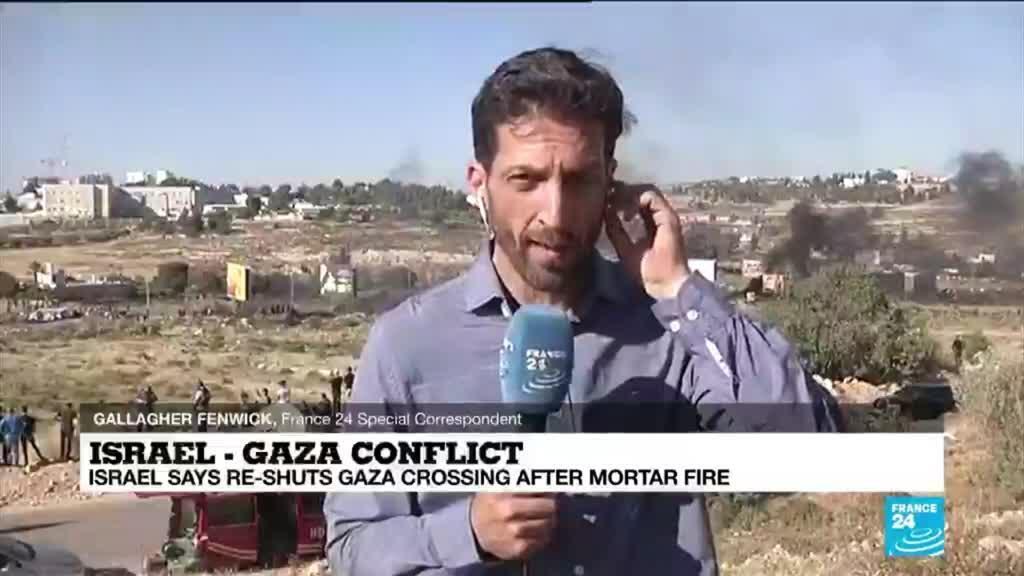 2021-05-18 16:03 Israel-Gaza conflict: Protests turn violent in occupied West Bank