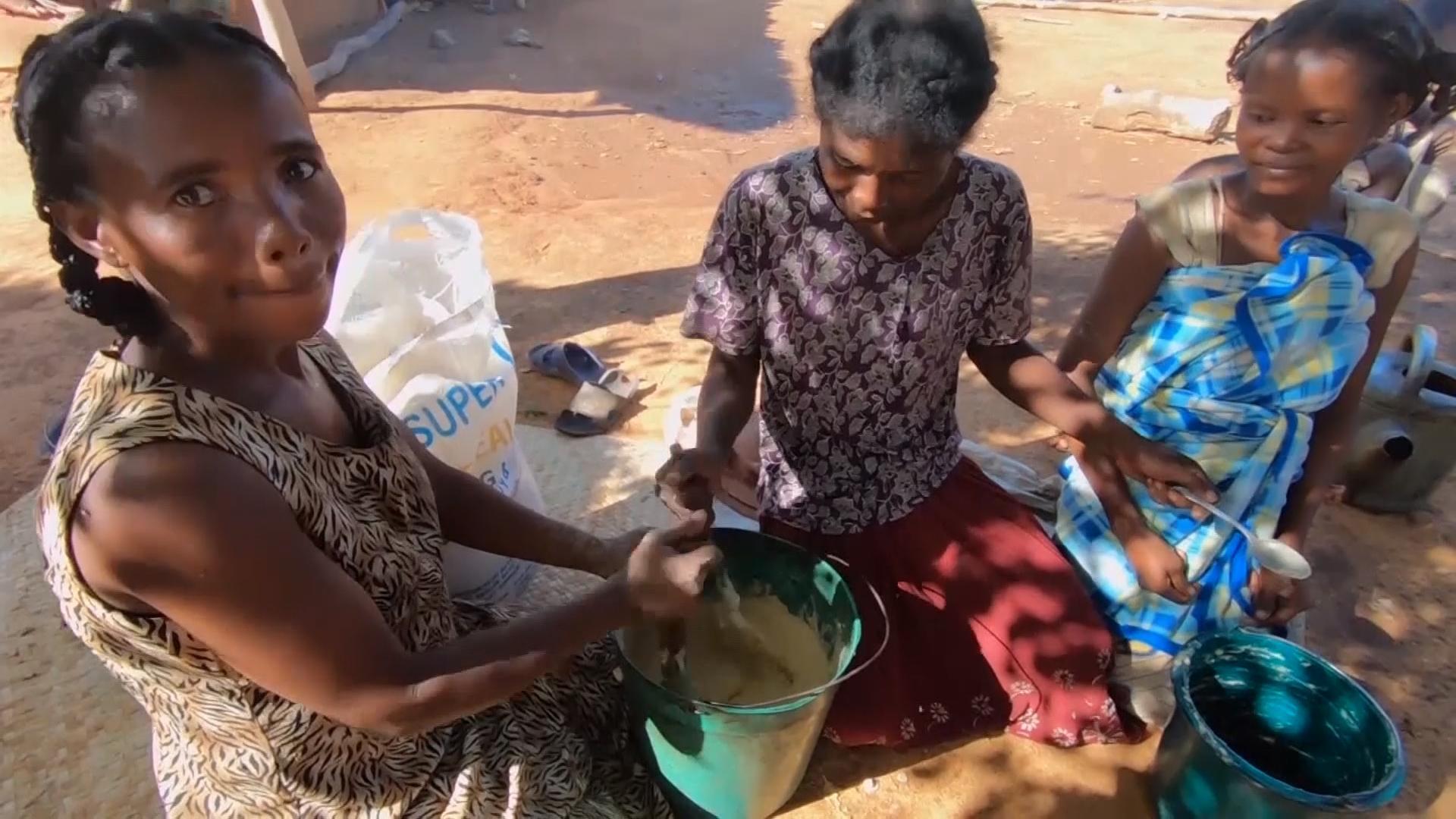 À Madagascar, 1,5 million de personnes sont frappées par une grave crise alimentaire et ont besoin d'une aide d'urgence.