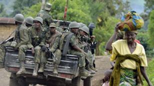 L'armée congolaise combat depuis août 2016 les militants de Kamuina Nsapu dans les trois provinces du Kasaï, dans le Sud de la RDC.