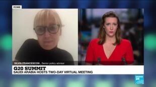 2020-11-21 17:01 G20 Summit: Saudi Arabia Hosts two-day virtual meeting