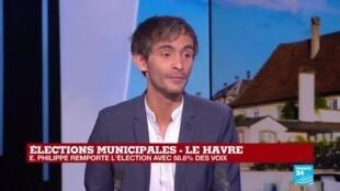 2020-06-28 20:12 Municipales 2020 : La République En Marche, un parti de droite ?