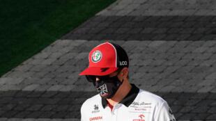 Raikkonen approaching F1 milestone