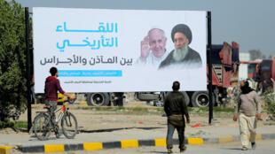 pape Irak 0503