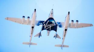 Virgin Galactic a réussi son premier vol suborbital en décembre 2018