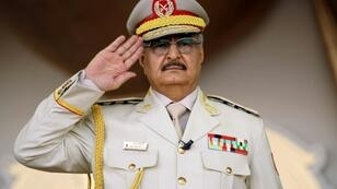 Libyan commander Khalifa Haftar launched an offensive on April 4 to seize the capital, now controlled by a UN-recognized government and an array of militias