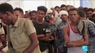2020-11-26 10:04 Ethiopia-Tigray conflict: UN warns of 'humanitarian disaster'