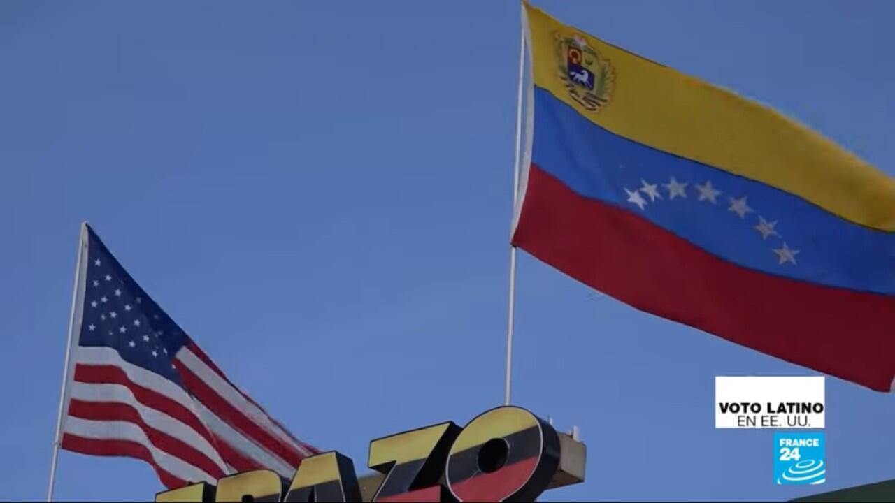 Venezuelan migrants residing in the United States are united in the face of Nicolás Maduro's management, but divided on who to vote on November 3 in the United States.