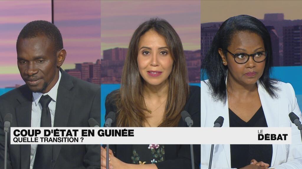 Coup d'État en Guinée : quelle transition ?