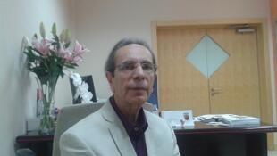 الروائي الفلسطيني ربعي المدهون