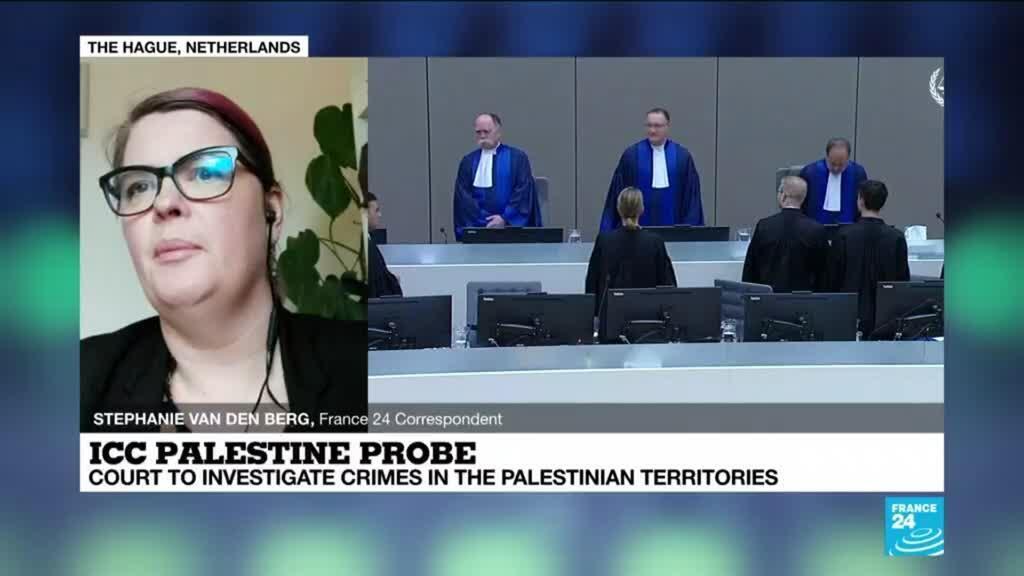 2021-03-03 16:02 ICC investigates alleged crimes in Palestinian territories