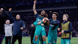 Tottenham s'est offert une magnifique remontée sur la pelouse de l'Ajax.