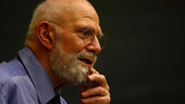 Le célèbre neurologue lors d'une conférence à la Columbia Univesrité, le 3 juin 2009.