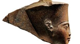 Christie's auction house expects the 28.5-centimetre (11-inch) quartz relic to fetch more than $5 million