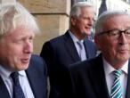 En direct : Jean-Claude Juncker et Boris Johnson annoncent un accord sur le Brexit