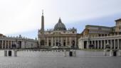 إصابة أسقف يقيم في مقرّ سكن البابا في الفاتيكان بفيروس كورونا