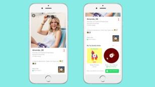 Désormais, Tinder, en partenariat avec Spotify, nous propose d'afficher notre chanson préféréé sous notre profil.