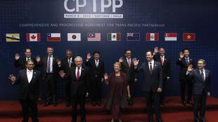 Britain will apply to join the free trade bloc CPTPP in the wake of its departure from the European Union.