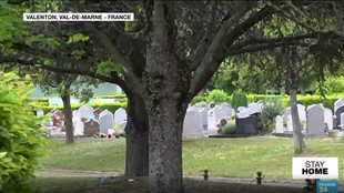 Some Muslims in France have found that there isn't enough space in cemeteries to bury their loved ones.