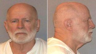 """James """"Whitey"""" Bulger avait été arrêté en 2011 à Los Angeles après seize ans de cavale."""