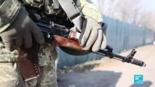 2021-04-02 01:12 Ucrania: tensión tras despliegue de tropas rusas en la frontera