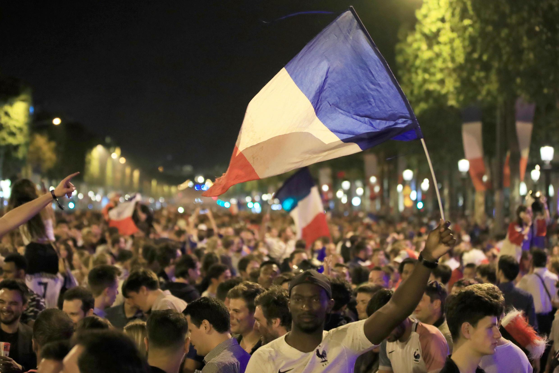 Francia venció 1-0 a Bélgica en el partido celebrado en San Petersburgo, en Rusia.