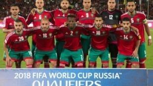 المنتخب المغربي سجل تعادلا مخيبا أمام ساحل العاج. 2016/11/12.