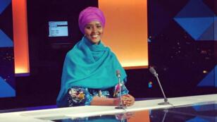Fadumo Dayib est la première femme candidate à une élection présidentielle en Somalie.