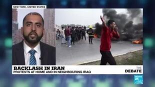 2019-11-18 19:50 Memories of brutal Iran–Iraq War 'still exists generations onward'