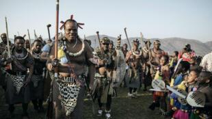 Le roi MswatiIII a annoncé que le Swaziland allait désormais s'appeler eSwatini.