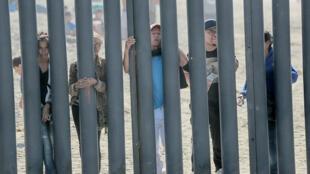 La construction d'un mur à la frontière entre les États-Unis et le Mexique était une des promesses de campagne du président américain.