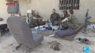 Des centaines de combattants occidentaux se battent aux côtés des Forces démocratiques syriennes contre l'EI