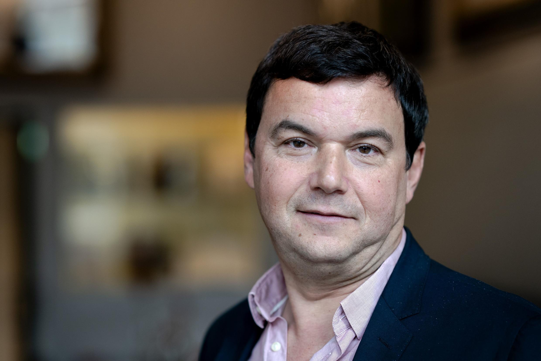 Thomas Piketty à Amsterdam le 27 février 2020