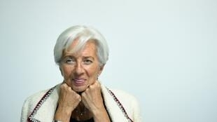 La présidente du FMI Christine Lagarde le 13 juin 2019 au Luxembourg