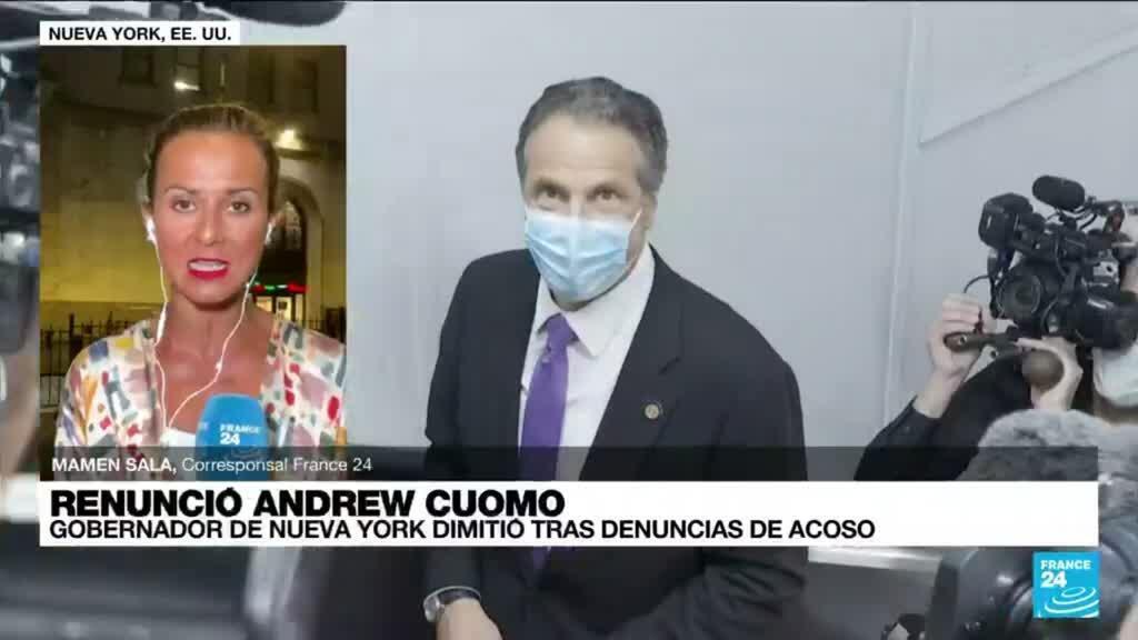 2021-08-11 02:02 Informe desde Nueva York: ¿Habrá un juicio político contra Andrew Cuomo?