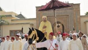 Éric Laurent et Catherine Graciet préparaient un livre sur le roi du Maroc Mohammed VI.