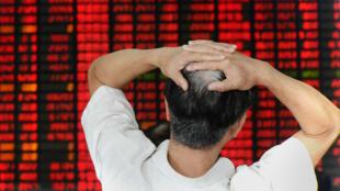 La Bourse de Shanghai a multiplié les pertes pendant plusieurs semaines.