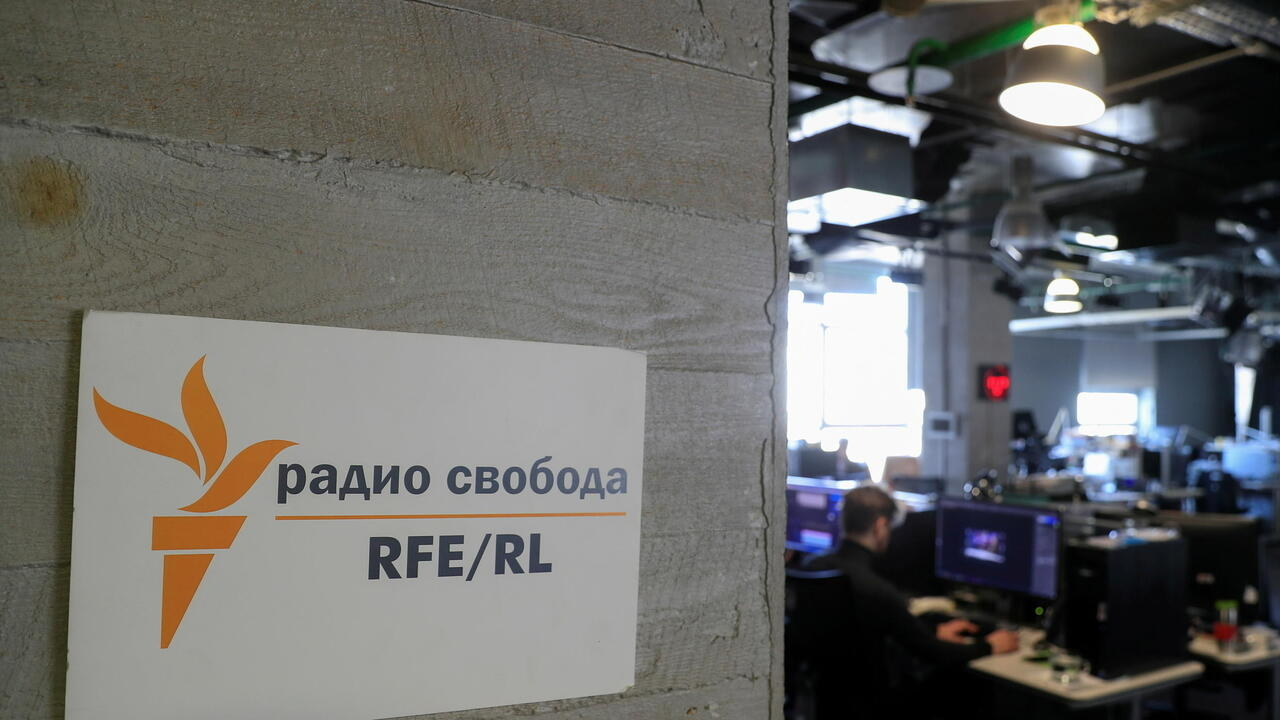 Russia launches crackdown on media over 'foreign agent' designationgoogle-play-badge_EN