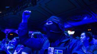 Lors du show d'Ubisoft, certains fans étaient très impliqués.