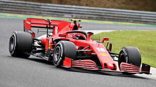 Ferrari and Charles Leclerc have had a disappointing start to the new Formula One season
