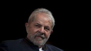 Lula a été condamné à neuf ans et demi de prison pour corruption en juillet 2017.