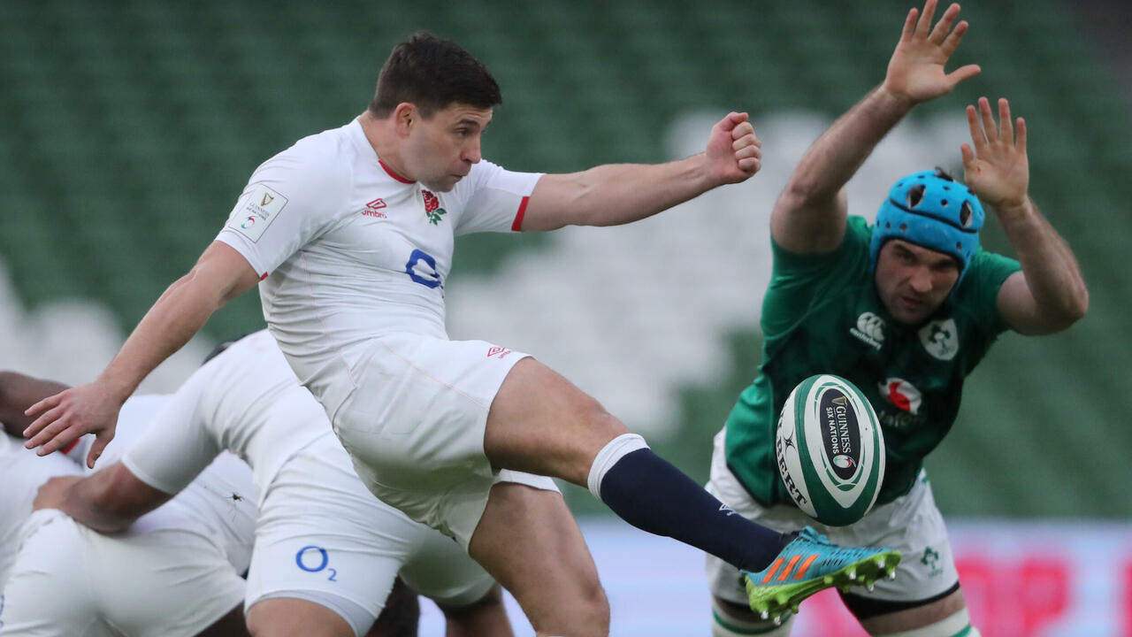 Youngs and Lawrence pull out of England training camp - France 24