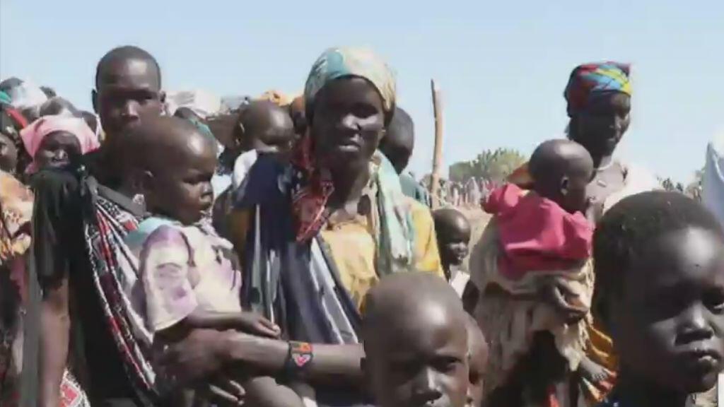 Le premier convoi humanitaire depuis cinq mois est arrivé à Leer, dans le nord du Soudan du Sud.