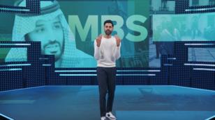 Dans le premier épisode de la série Patriot Act sur Netflix, l'humoriste Hasan Minhah critique violemment le pouvoir saoudien.
