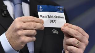 Le PSG affrontera Manchester City en quarts de finale de la Ligue des champions.