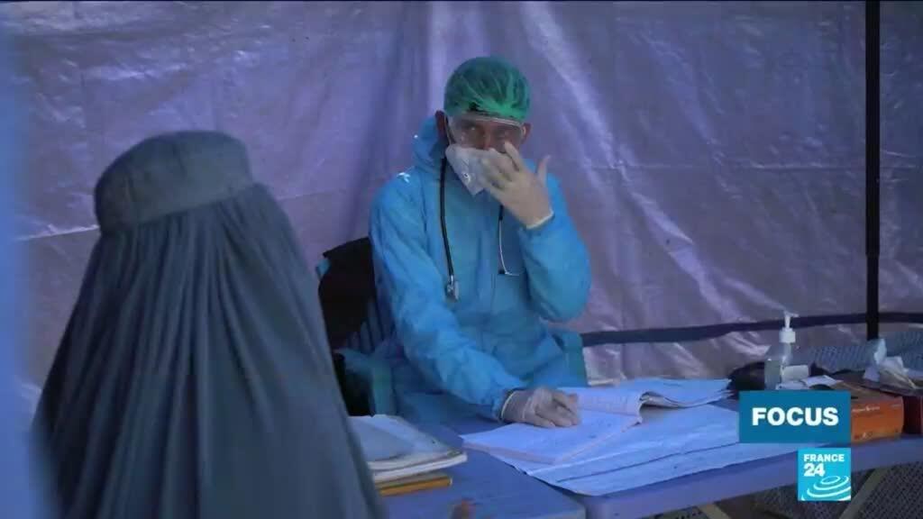 En Afghanistan, les humanitaires mobilisés dans la lutte contre le coronavirus