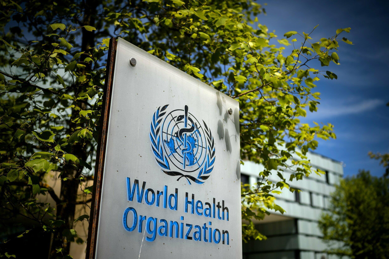 Le siège de l'OMS, à Genève, le 8 mai 2021